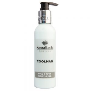 COOLMAN FACE & BODY MOISTURISER 200ML