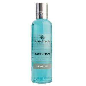 COOLMAN SHOWER GEL 250ML