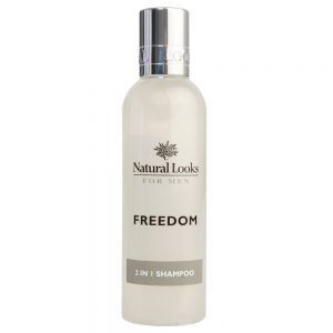 FREEDOM 2 IN 1  SHAMPOO 200ML