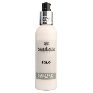 SOLO FACE & BODY MOISTURISER 200ML