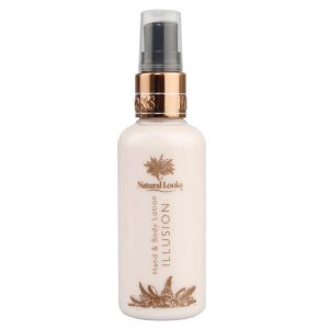 ILLUSION BODY HAND & BODY LOTION 100ML