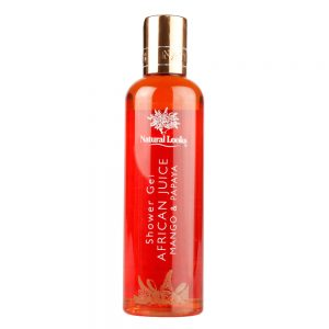 AFRICAN JUICE MANGO & PAPAYA SHOWER GEL 250ML