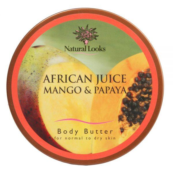 AFRICAN JUICE BODY BUTTER 220ML