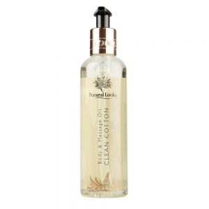 CLEAN COTTON BODY & MASSAGE OIL 250ML