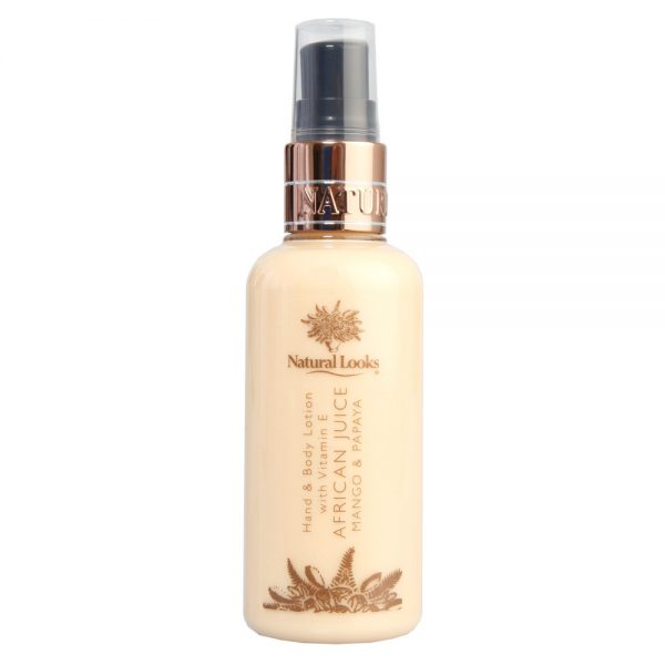 AFRICAN JUICE HAND & BODY LOTION WITH VITAMIN E 100ML