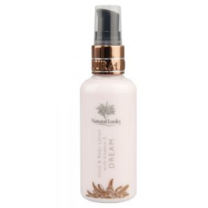 DREAM HAND & BODY LOTION WITH VITAMIN E 100ML