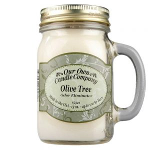Olive Tree Odour Eliminator Mason