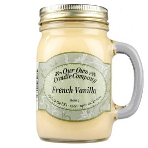 French Vanilla Mason