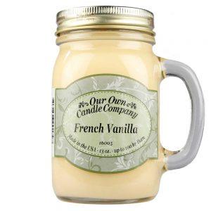 French Vanilla Mason