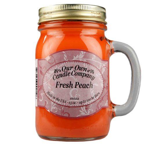 Fresh Peach Mason