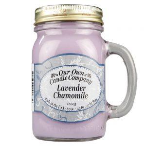 Lavender Chamomile Mason