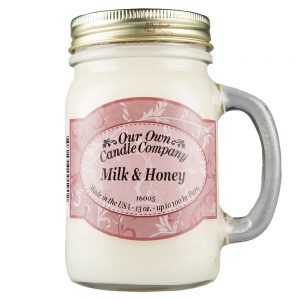 Milk & Honey Mason