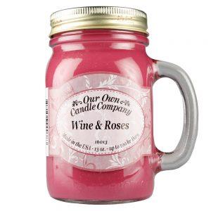 Wine & Roses Mason