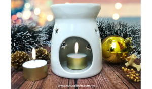 Home Fragrance Oil Burner